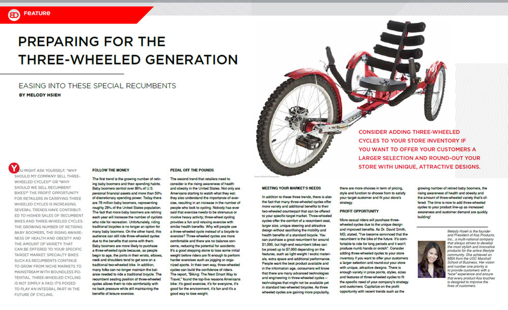 Bicycle Dealer Article