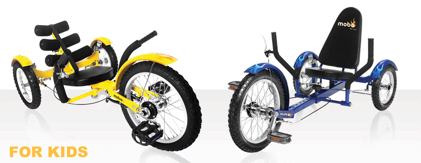 """Mobo Cruiser Bicycle-Training-Wheels First Bike w//Training Wheels 14/"""" Toddler Bicycle"""